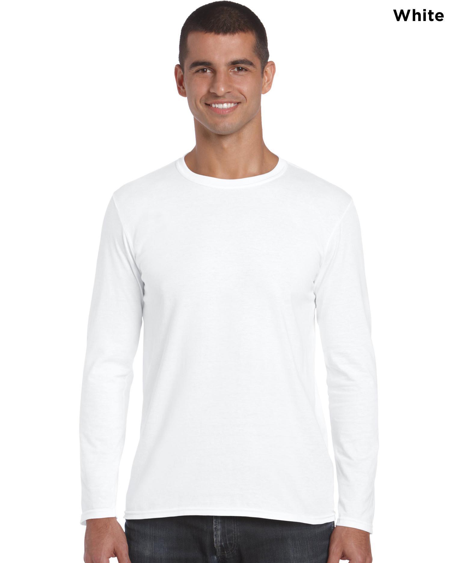 Gildan 76400 Premium Cotton Long Sleeve Tee Image