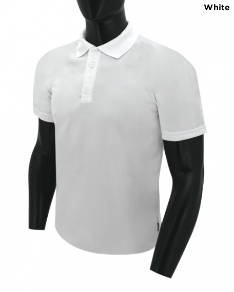 Cotton Polo Tee Image