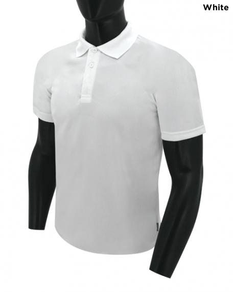 Polyester Polo Tee Image