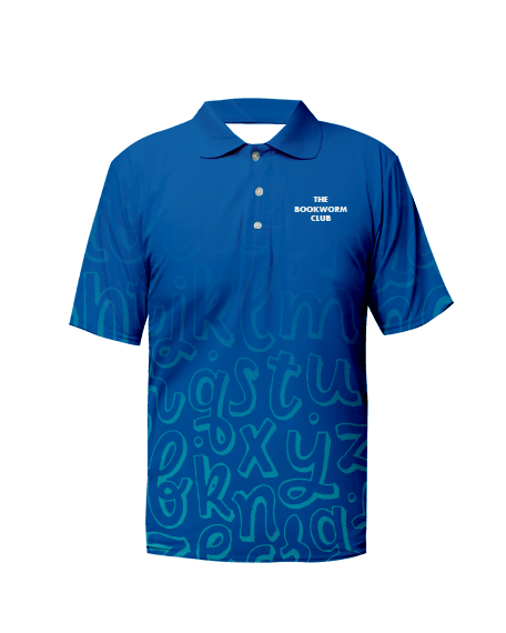 Sublimation Polo Tee (CCA Tees) Image