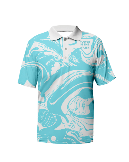 Sublimation Polo Tee (Dragonboat) Men