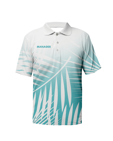 Sublimation Polo Tee (Staff Polos) Men