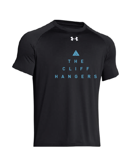 Under Armour Locker Tee (Rock Climbing) Men