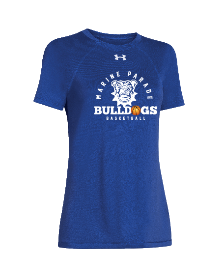 Under Armour Locker Tee (Basketball) Women