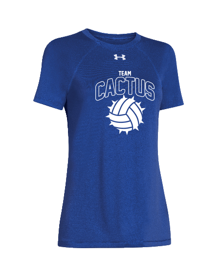 Under Armour Locker Tee (Volleyball) Women