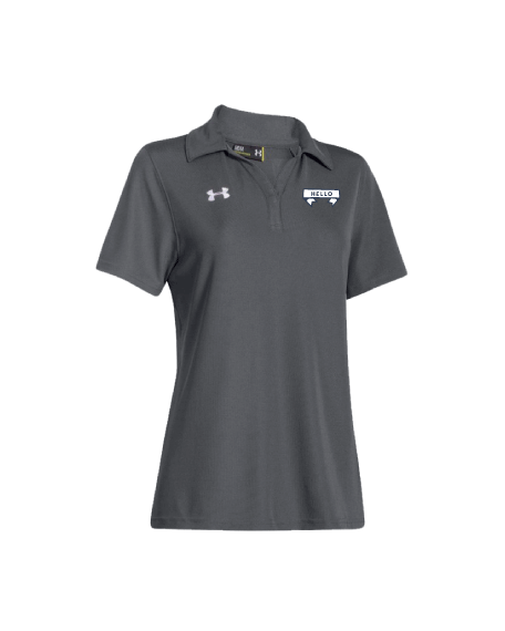 Under Armour Performance Polo (Customised) Women