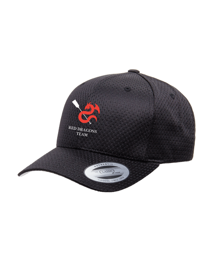 Yupoong Flexfit Athletic Mesh Cap (Dragonboat) Image