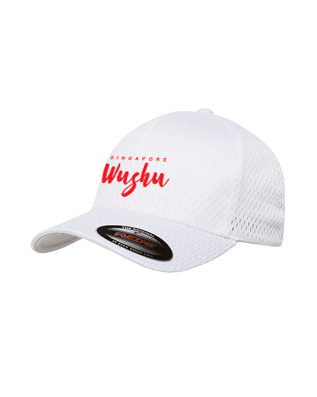 Yupoong Flexfit Athletic Mesh Cap (Wushu) Image