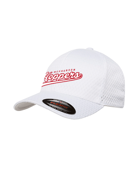 Yupoong Flexfit Athletic Mesh Cap (Cricket) Image