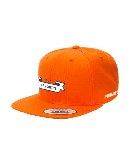 Yupoong Flexfit Snapback Cap (Customised) Image