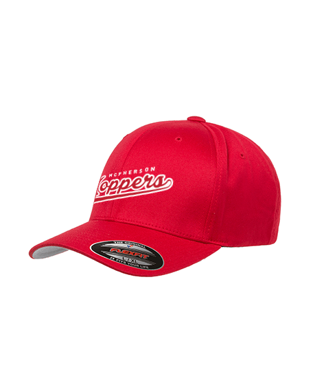 Yupoong Flexfit Wooly Combed Cap (Cricket) Image