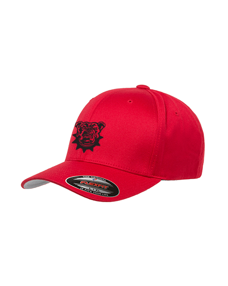 Yupoong Flexfit Wooly Combed Cap (Basketball) Image