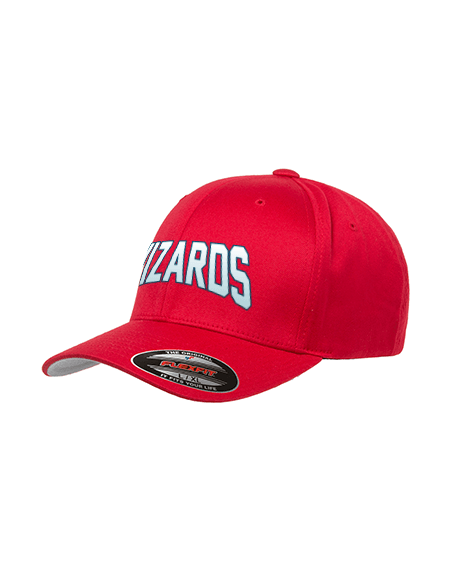 Yupoong Flexfit Wooly Combed Cap (Floorball) Image