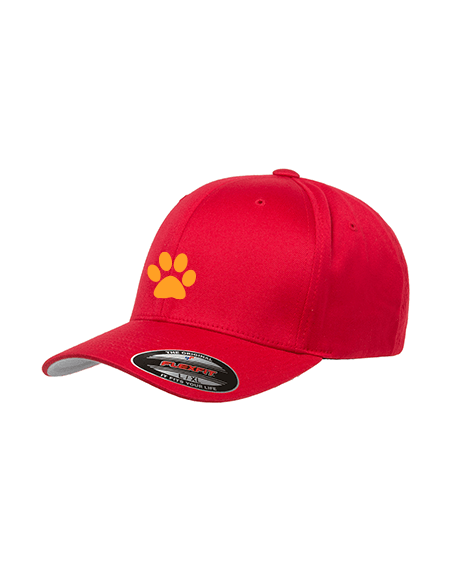 Yupoong Flexfit Wooly Combed Cap (Tennis) Image