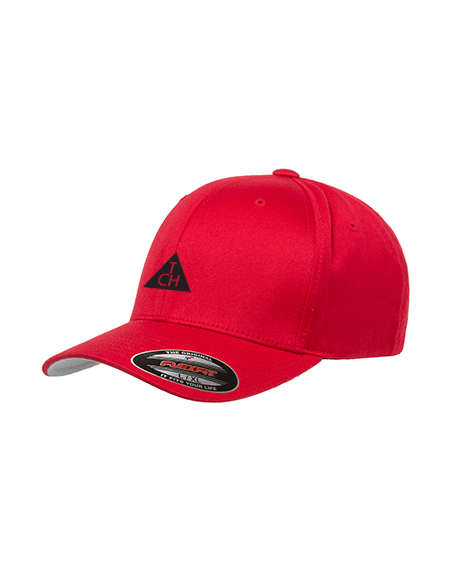 Yupoong Flexfit Wooly Combed Cap (Rock Climbing) Image