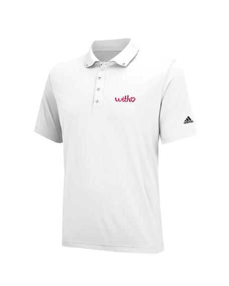 adidas CF Polo (Customised) Men