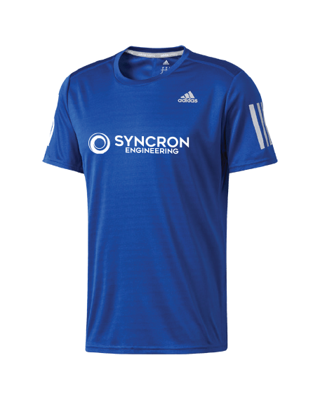 adidas Running Tee (Corporate) Men