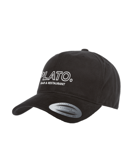 Yupoong Flexfit Brushed Cotton Twill Mid Profile Cap (Corporate) Image