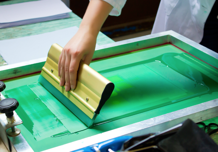 Silk Screen Printing Services by Ark Industries