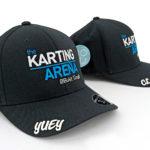 The_Karting_Arena_Custom_Cap_Embroidery