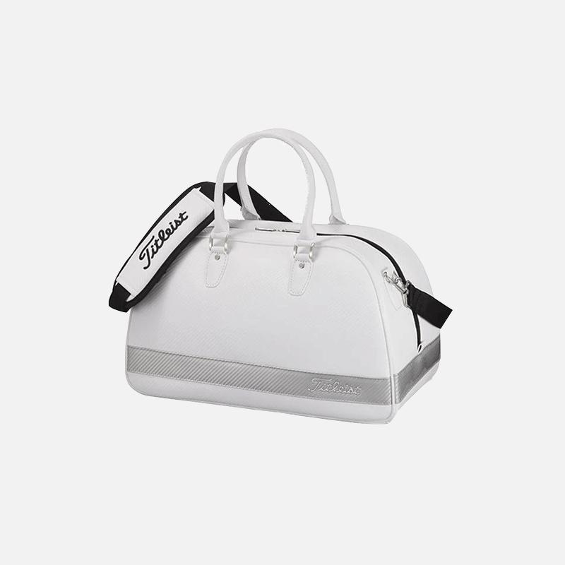 Titleist-Sport-Boston-Bag-White