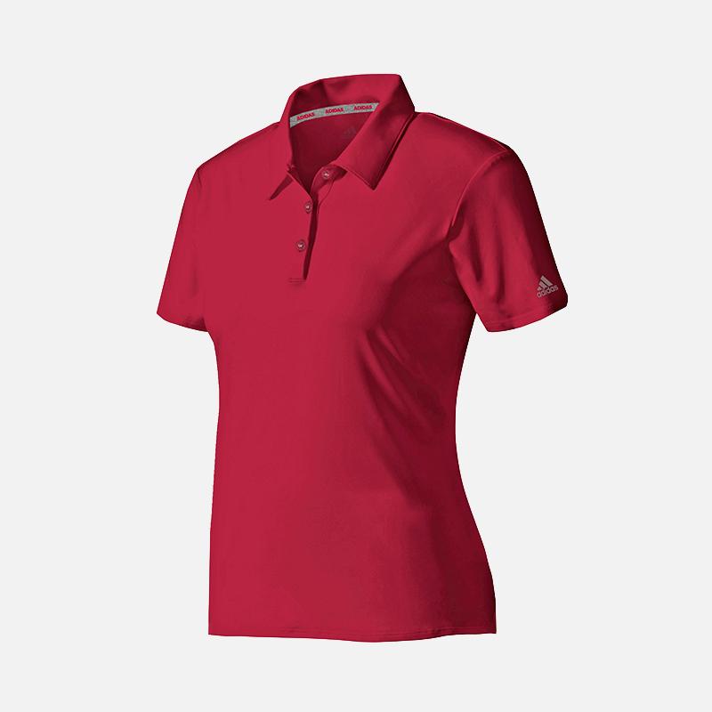 adidas-MA-Polo-Women-Red-F