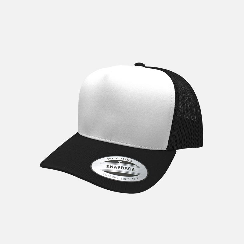 yupoong-flexfit-6005T-black-cap
