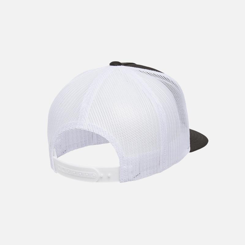 yupoong-flexfit-6006T-black-white-back-cap