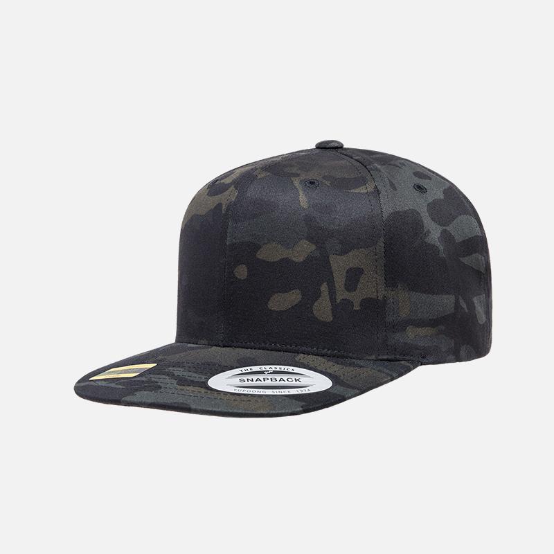 yupoong-flexfit-6089MC-cap-front
