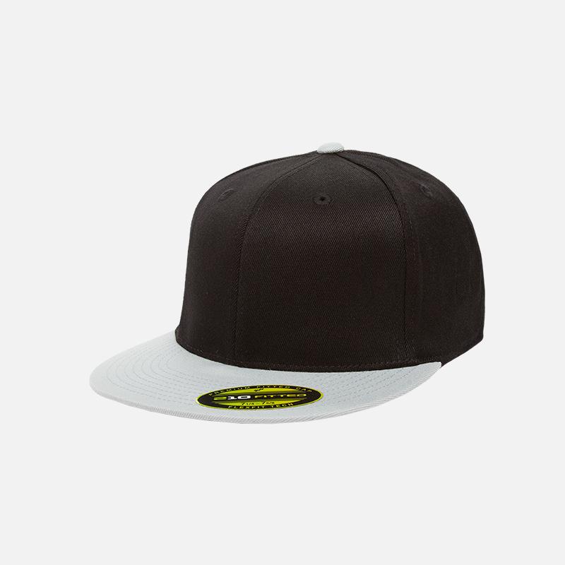 yupoong-flexfit-6210T-black-grey-f