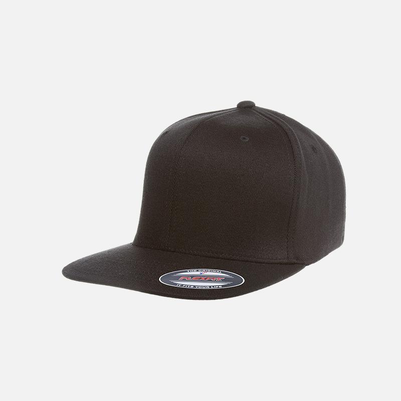 yupoong-flexfit-6677-black-f