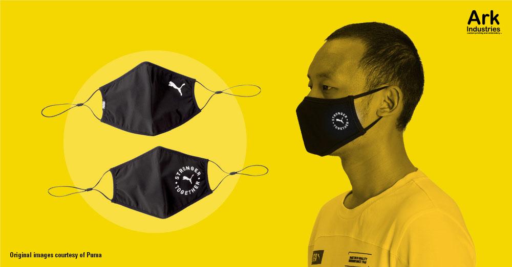 puma face masks