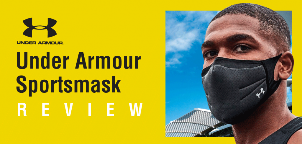 under armour sportsmask face mask review singapore