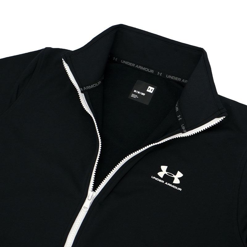 under-armour-sportstyle-tricot-jacket-black-collar