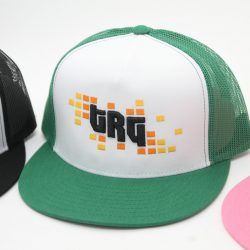 The_Runners_Gait_Cap_Embroidery
